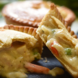 Chicken & Veg Pie